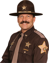 Noble County Sheriff Doug Harp