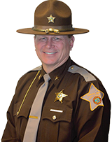 Noble County Sheriff Max C. Weber