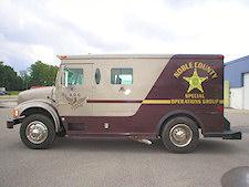 N.C.S.O.G. Truck