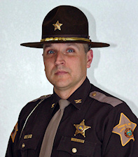 Chief Deputy Chad Willett